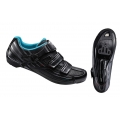 Shimano SH-RP3 Women Black Road Shoes